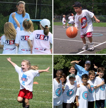 NJ Summer Sports Camps