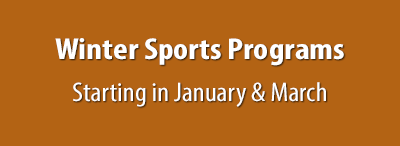 2019 Winter Sports Programs