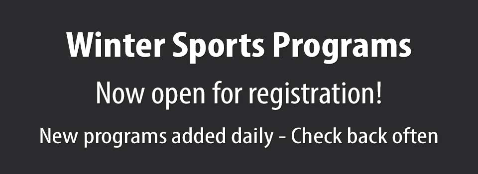 2020 Winter Reg Now Open