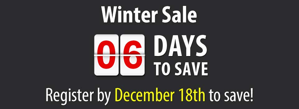 2020 Winter Sale Dec 18