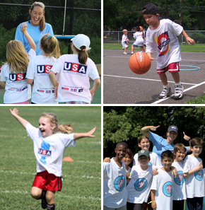 Sports Camps Hopewell Township, NJ