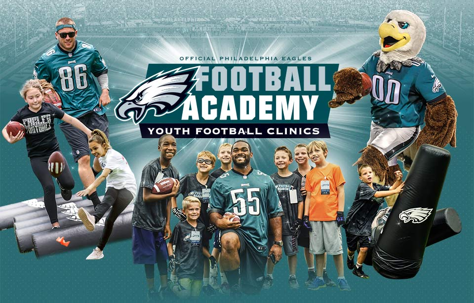 Philadelphia Eagles Sports Programs