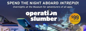 Intrepid Museum Operation Slumber